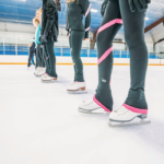 Willowbrook Ice Arena youth figure skating class