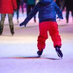 children public ice skating