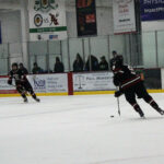 Willowbrook Ice Arena youth hockey game