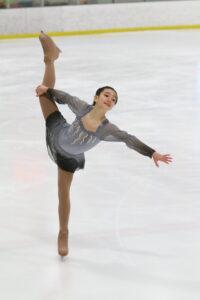 Willowbrook Ice Arena Figure Skater