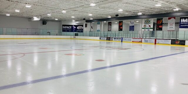Willowbrook Ice Arena facility open ice